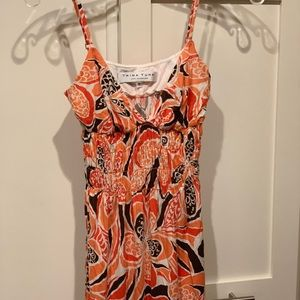 Trina Turk Vibrant Summer Dress